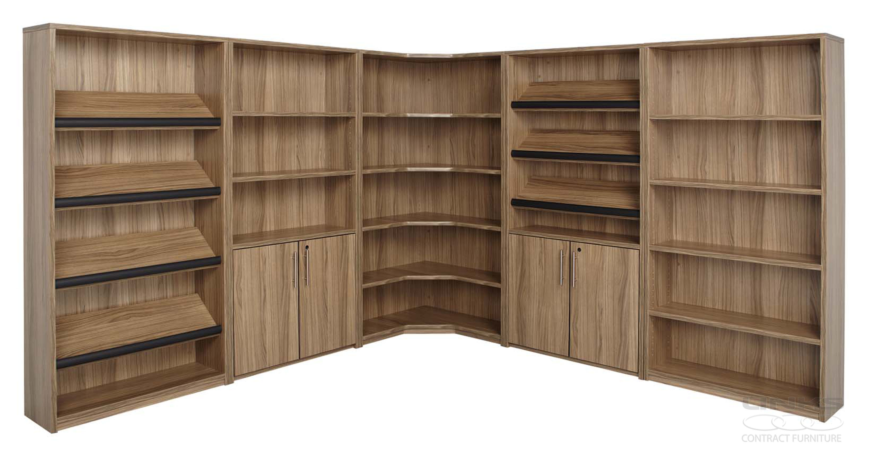 Links Contract Furniture-BC Corner Wall Units