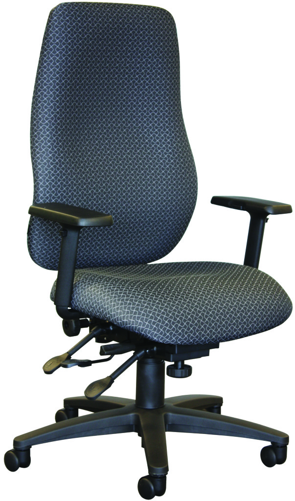 Horizon #670-03 Cierra Hi back Task chair