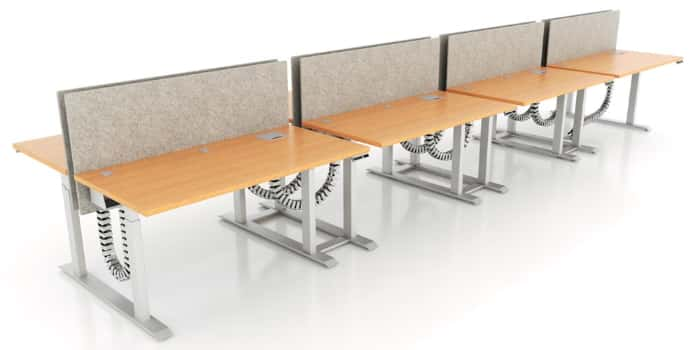 Workrite Fundamental LX series Benching tables
