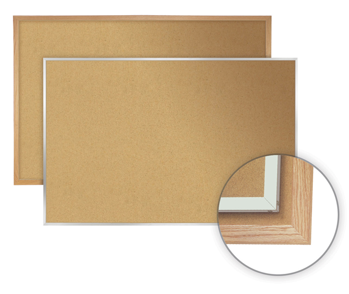Traditional AK Series Corkboards