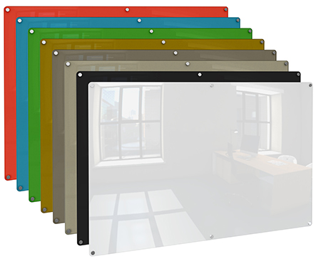 Ghent Harmony Series Glassboards