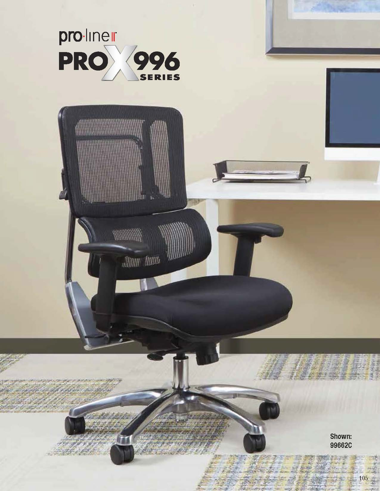 Office Star Products Pro X task chair